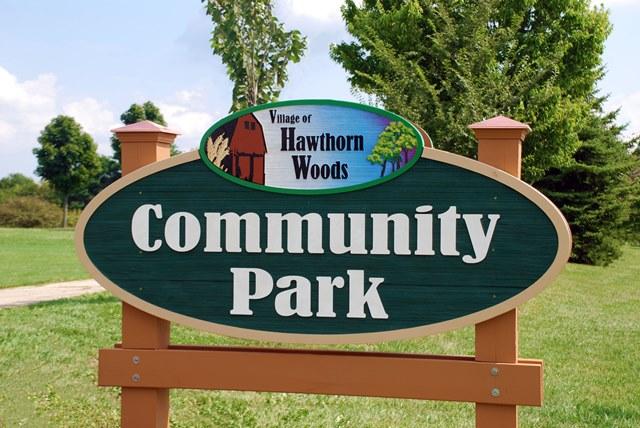 Community Park Hawthorn Woods Il Official Website