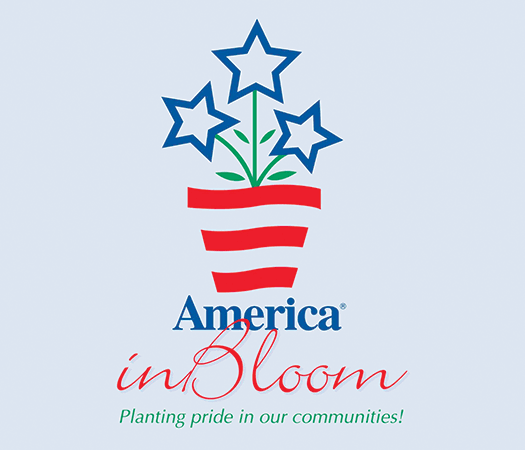 America in Bloom Logo