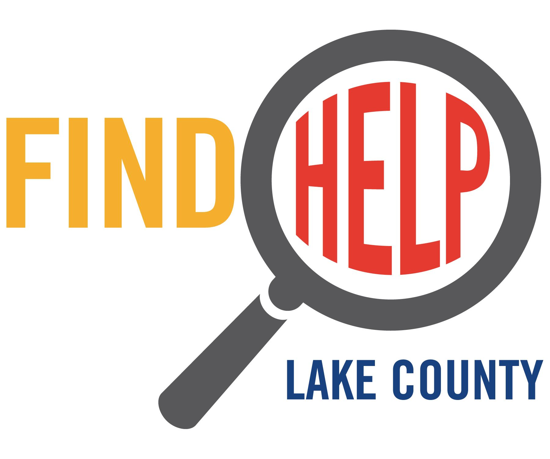 Find Help Lake County